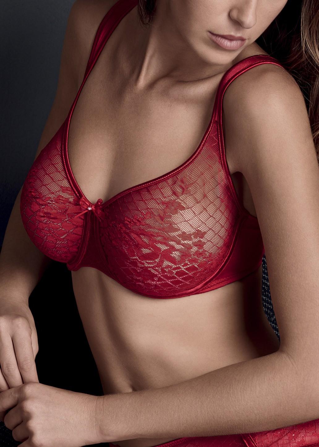 חזייה למידות גדולות ללא ריפוד MELODY (bras)