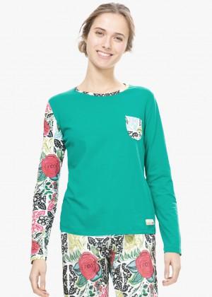 (חולצה בלבד) B&W LUXURY חולצת