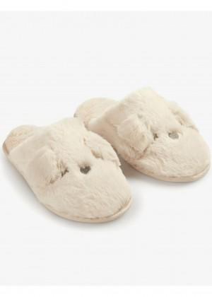 נעלי בית פרווה כלב