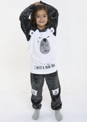 I NEED A BEAR HUG חליפת פנאי ילדות