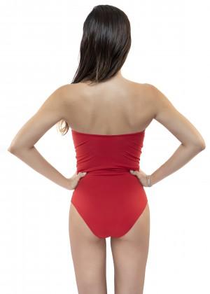 664044 בגד ים שלם מחטב מעטפה (Swimsuit)