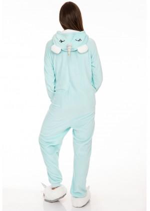 וונזי נשים חד קרן (Pajamas)