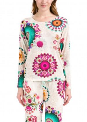 חולצת Happy Blossom (חולצה בלבד)