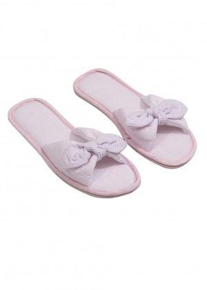 נעלי בית פפיון פסים