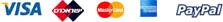 איקונים של כרטיסי אשראי